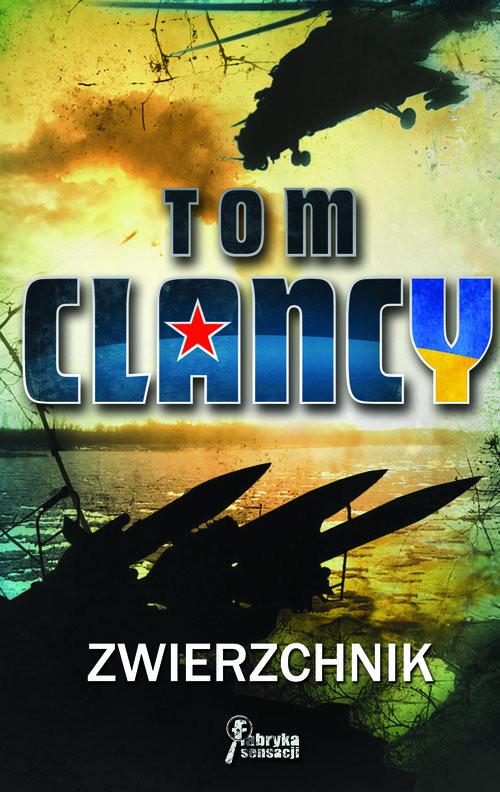 okładka Zwierzchnik, Książka | Tom Clancy, Mark Greaney