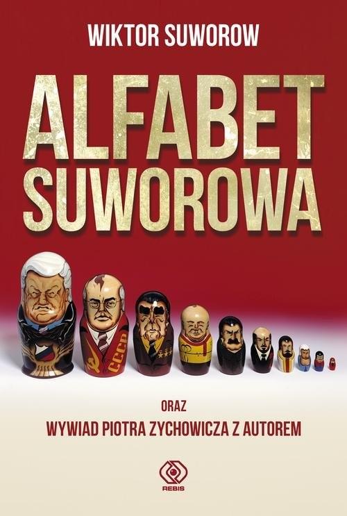 okładka Alfabet Suworowa, Książka | Wiktor Suworow