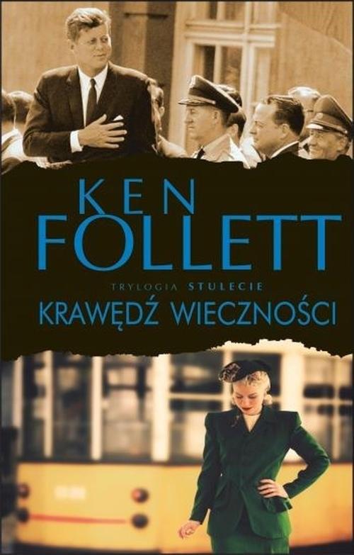 okładka Krawędź wieczności, Książka | Ken Follett