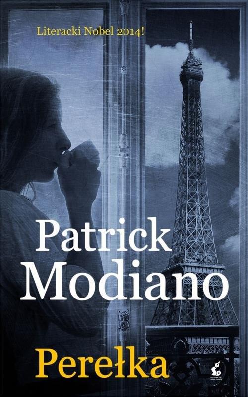 okładka Perełka, Książka   Patrick Modiano