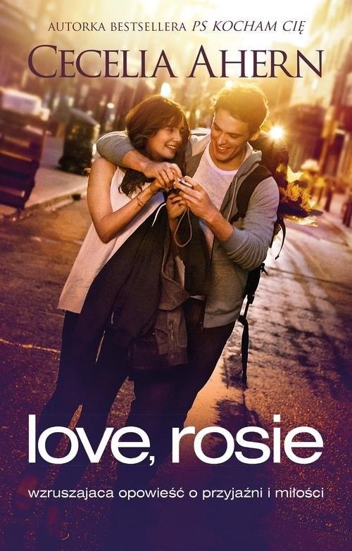 okładka Love, Rosie, Książka | Ahern Cecelia