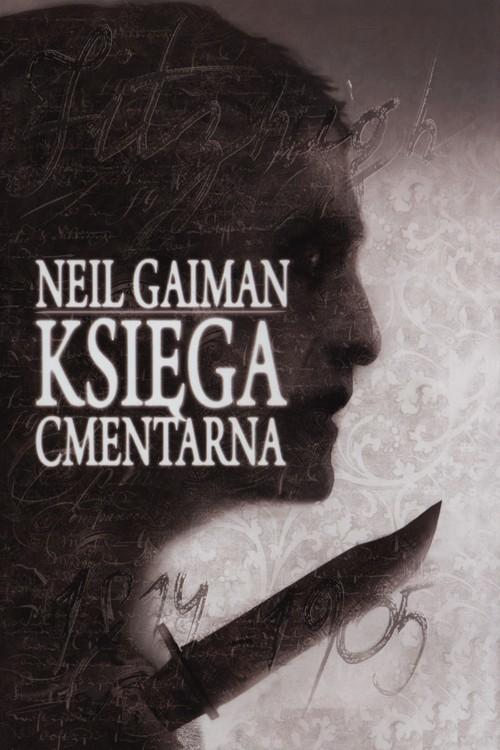 okładka Księga cmentarna, Książka | Neil Gaiman