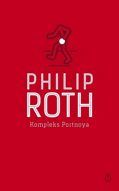 okładka Kompleks Portnoya, Książka   Philip Roth
