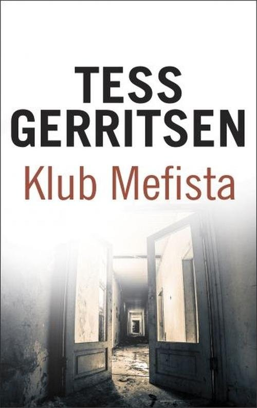 okładka Klub Mefista, Książka | Tess Gerritsen
