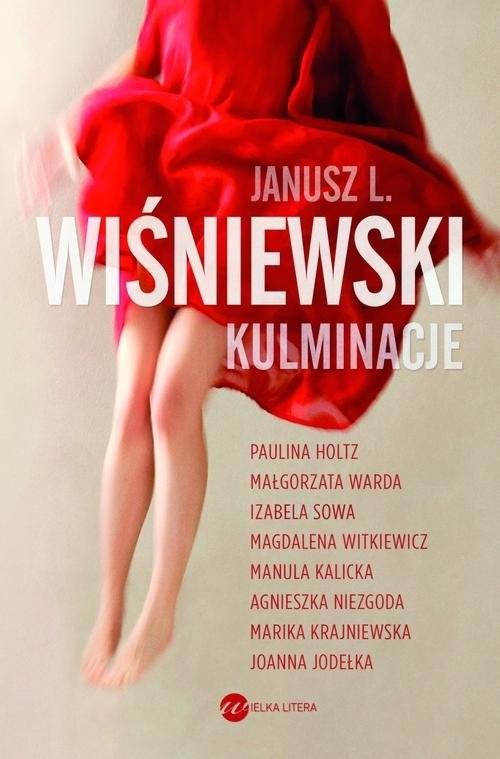 okładka Kulminacje, Książka | L. Wiśniewski Janusz