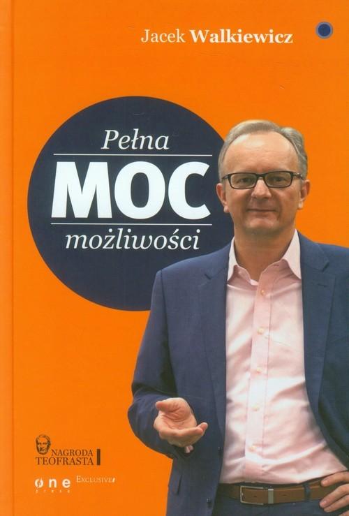 okładka Pełna MOC możliwości, Książka | Walkiewicz Jacek