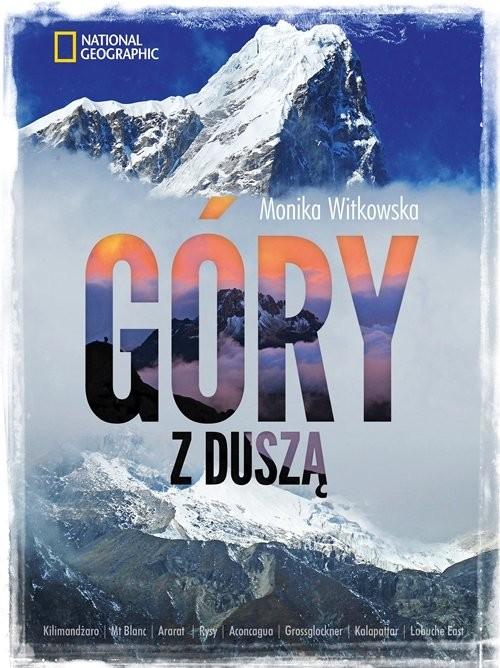 okładka Góry z duszą, Książka | Witkowska Monika