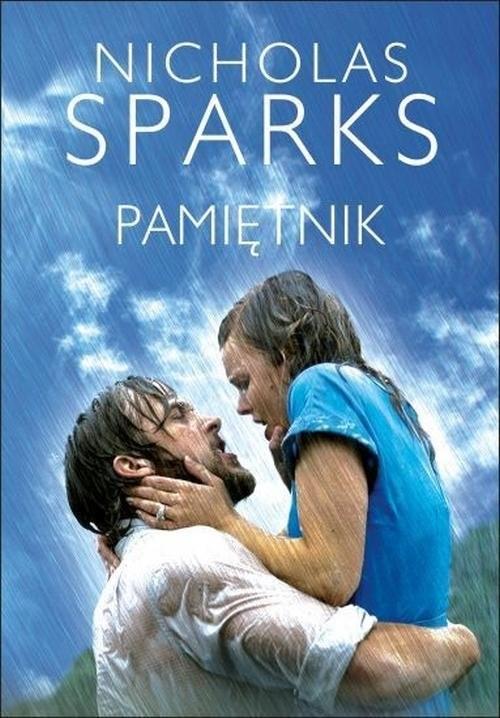 okładka Pamiętnik, Książka | Sparks Nicholas