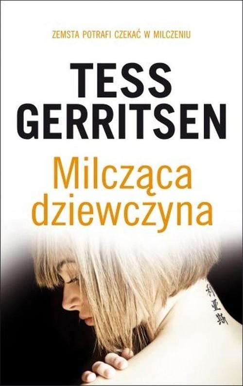 okładka Milcząca dziewczyna, Książka | Tess Gerritsen