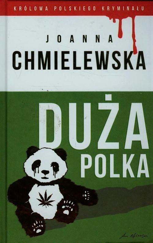 okładka Duża Polka, Książka | Chmielewska Joanna