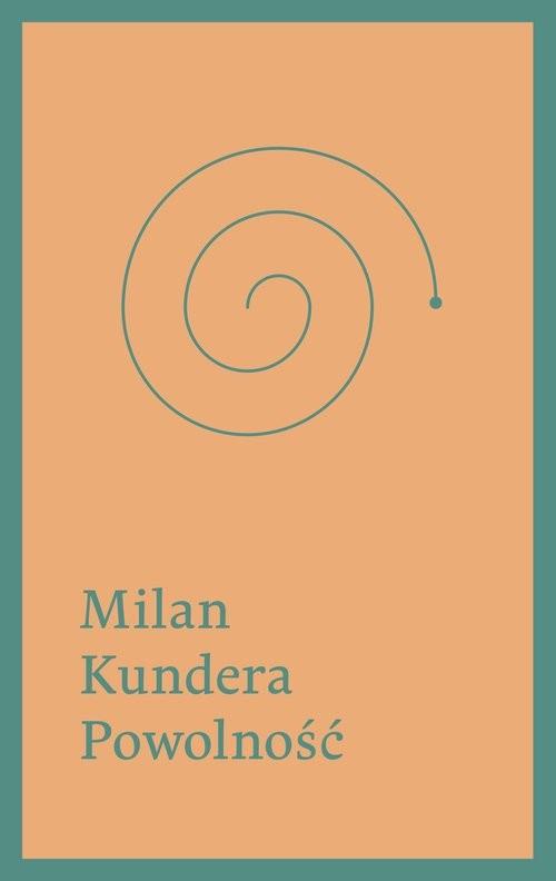 okładka Powolność, Książka | Kundera Milan