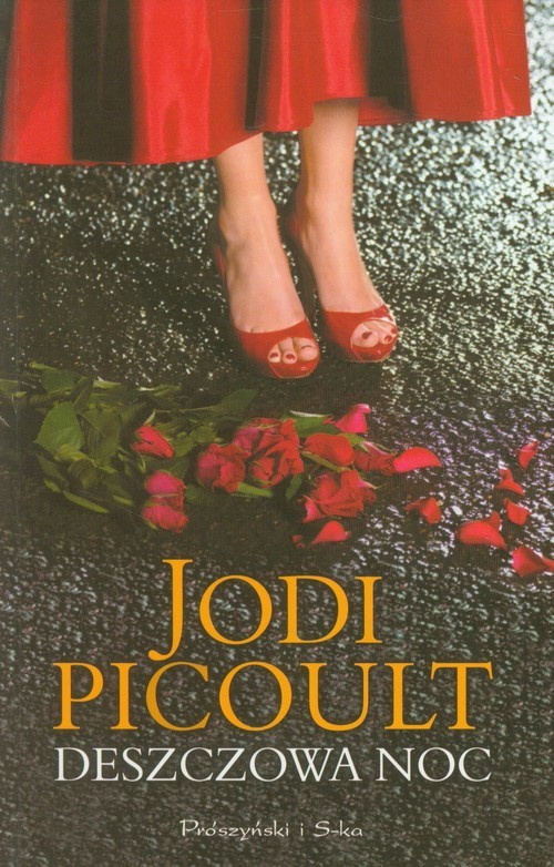 okładka Deszczowa noc, Książka | Picoult Jodi