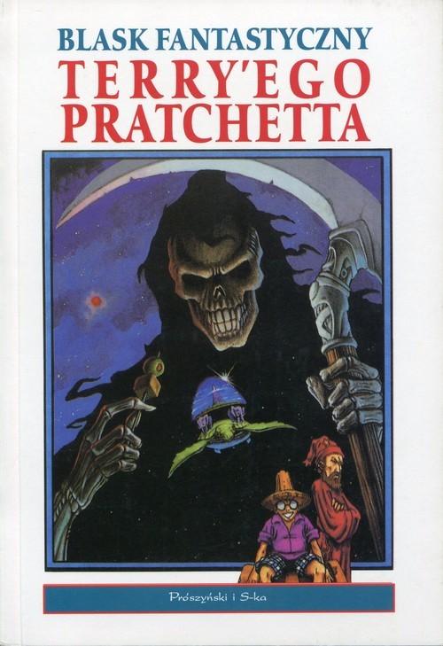 okładka Blask fantastyczny Terry'ego Pratchetta, Książka | Terry Pratchett