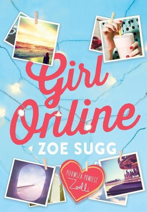 okładka Girl Online, Książka | Zoe Sugg