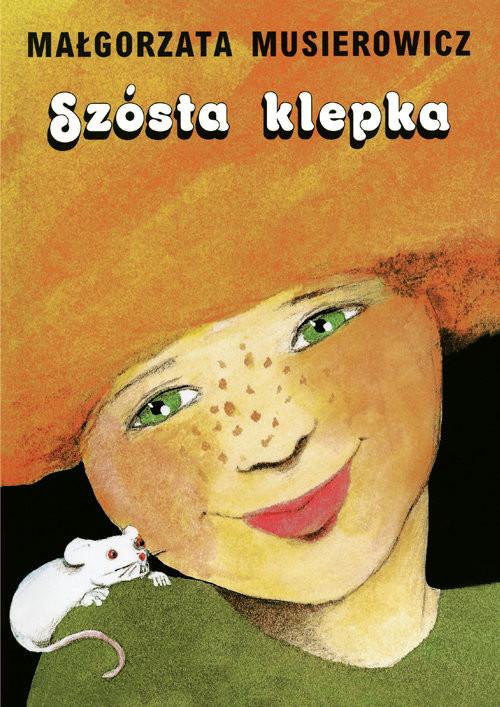 okładka Szósta klepka, Książka | Musierowicz Małgorzata