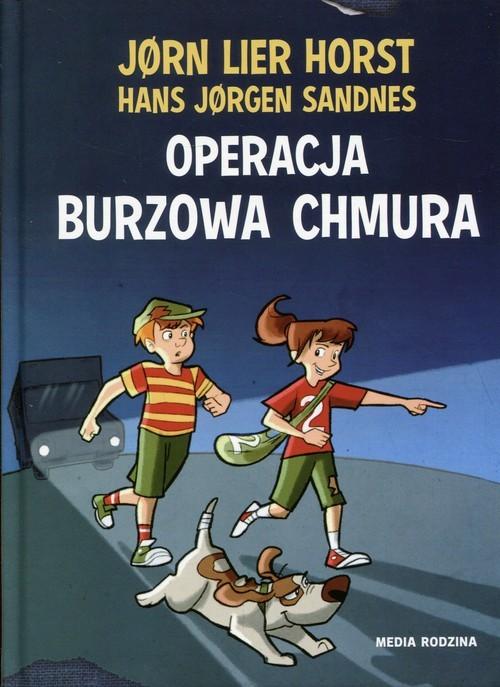 okładka Operacja Burzowa Chmura, Książka | Lier Horst Jorn