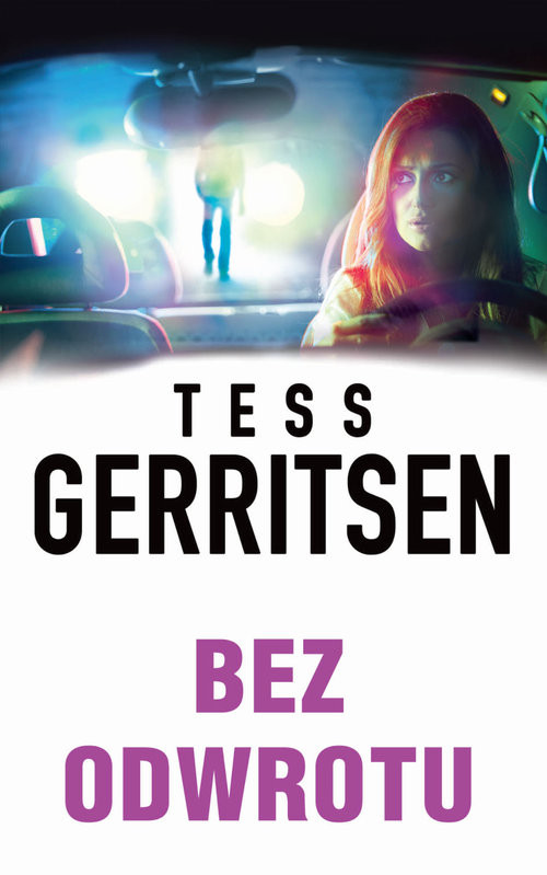 okładka Bez odwrotu, Książka | Tess Gerritsen