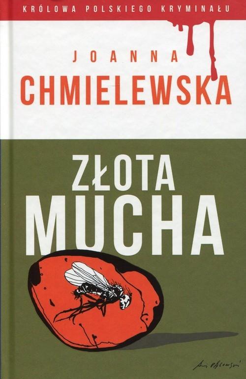 okładka Złota mucha, Książka   Chmielewska Joanna