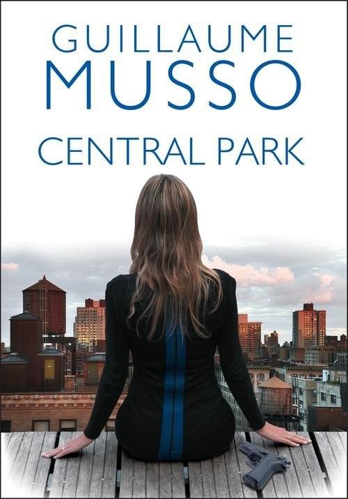 okładka Central Park, Książka | Guillaume Musso