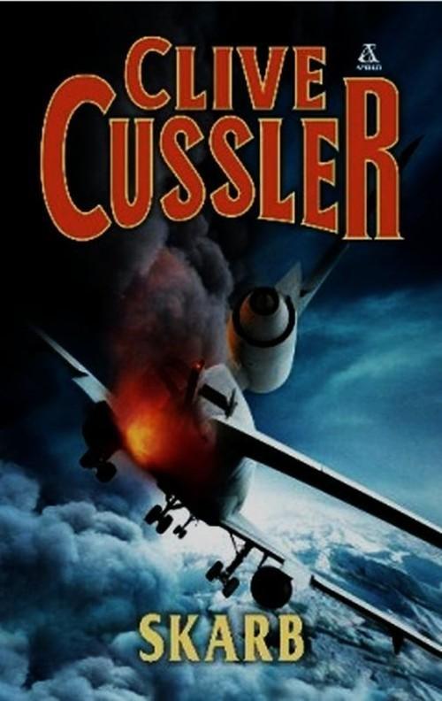 okładka Skarb, Książka | Cussler Clive