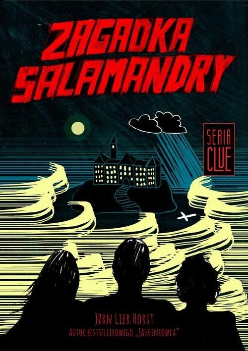 okładka Clue. Tom 1. Zagadka salamandry, Książka | Jorn Lier  Horst