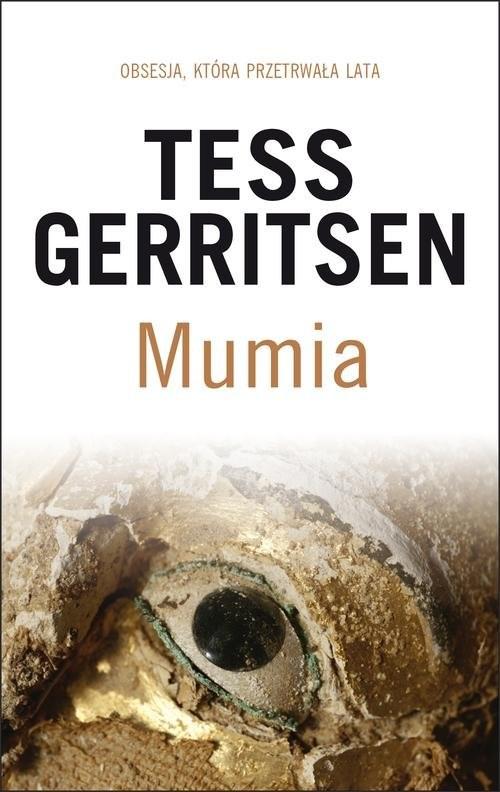 okładka Mumiaksiążka |  | Gerritsen Tess