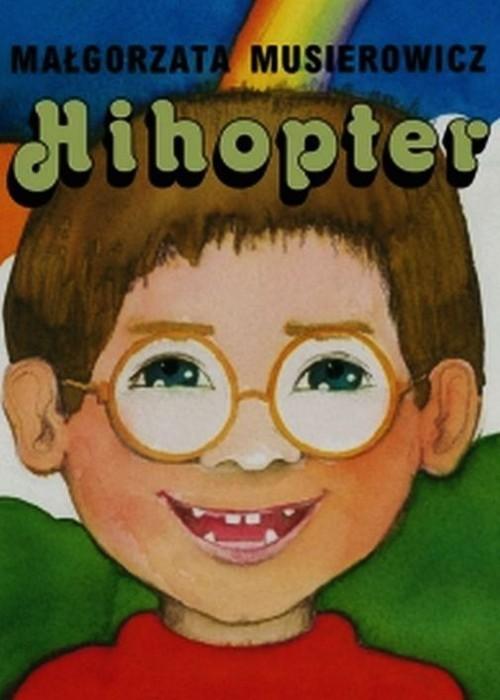 okładka Hihopter, Książka | Musierowicz Małgorzata