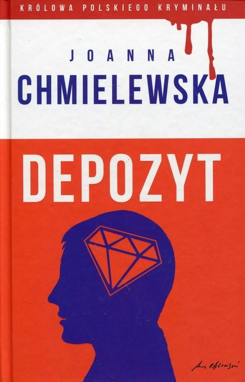 okładka Depozyt, Książka | Chmielewska Joanna