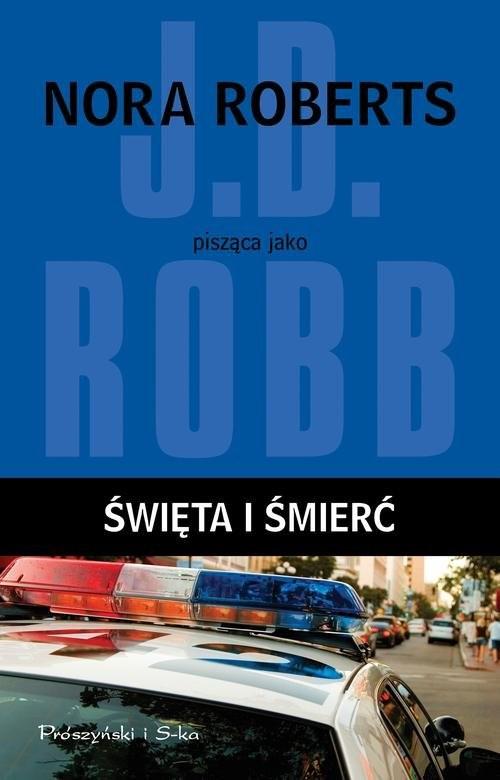 okładka Święta i śmierć, Książka | Robb J.D