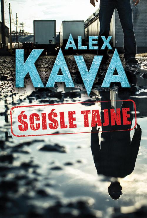 okładka Ściśle tajne, Książka | Kava Alex