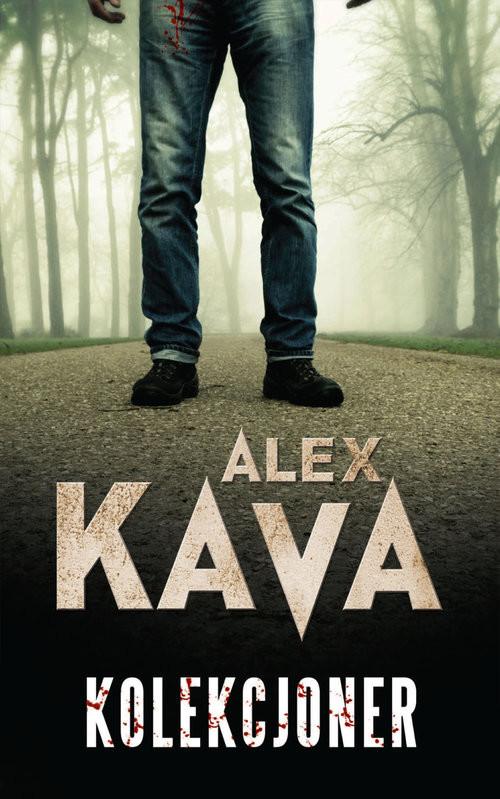 okładka Kolekcjoner, Książka | Kava Alex
