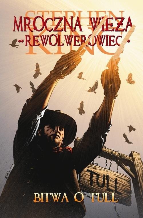 okładka Mroczna Wieża. Tom 8: Bitwa o Tull, Książka | Stephen King