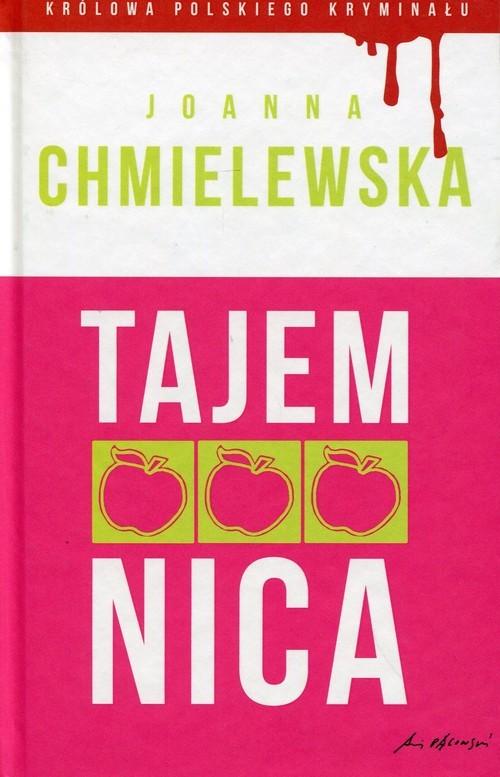 okładka Tajemnica, Książka   Chmielewska Joanna