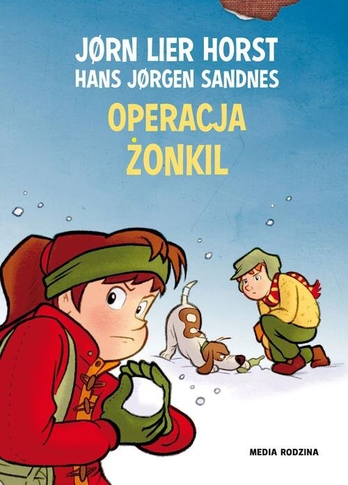 okładka Operacja Żonkil, Książka | Lier Horst Jorn