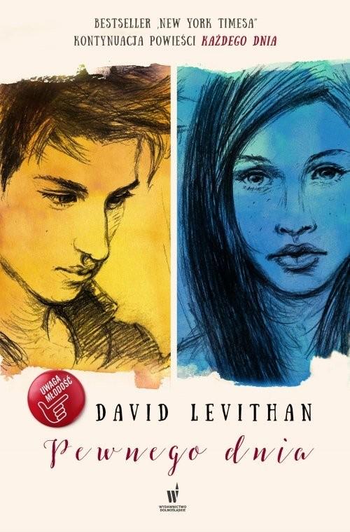okładka Pewnego dnia, Książka | David Levithan