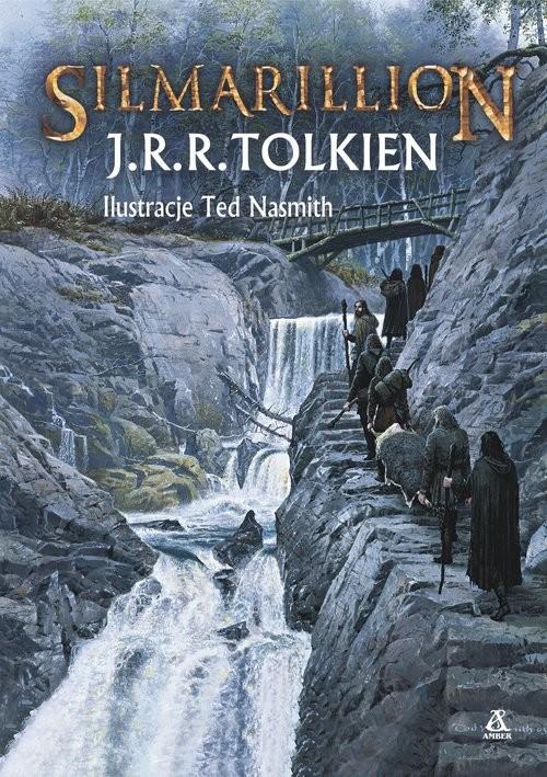 okładka Silmarillion, Książka | J.R.R.  Tolkien