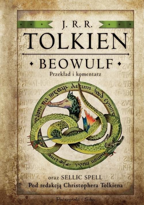 okładka Beowulf, Książka | Tolkien J.J.R.