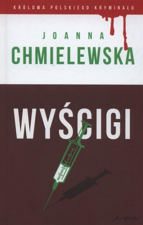 okładka Wyścigi, Książka | Chmielewska Joanna