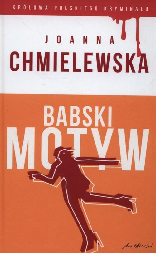 okładka Babski motyw, Książka | Chmielewska Joanna