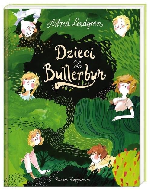 okładka Dzieci z Bullerbyn, Książka | Lindgren Astrid