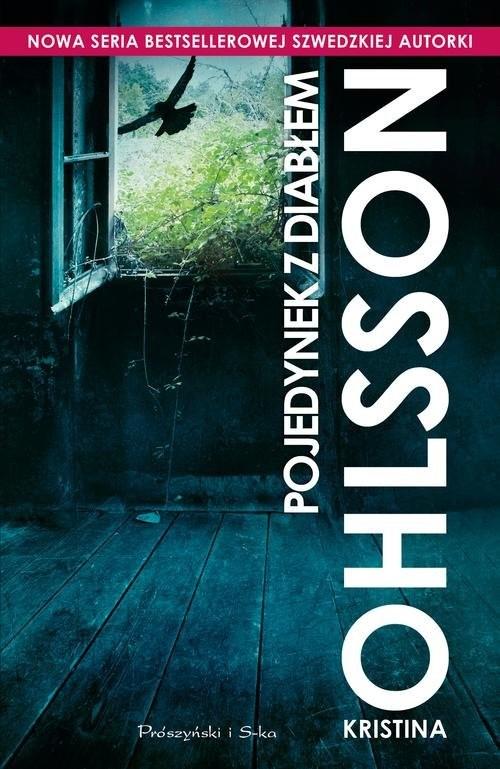 okładka Pojedynek z diabłem, Książka | Kristina Ohlsson