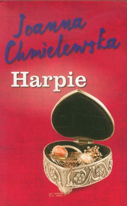 okładka Harpie, Książka   Chmielewska Joanna
