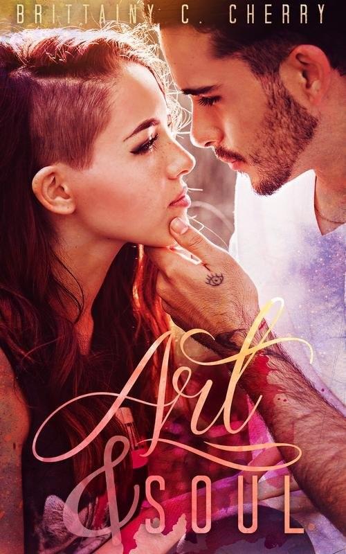 okładka Art & Soul, Książka | C. Cherry Brittainy
