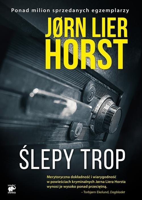 okładka Ślepy trop, Książka | Lier Horst Jorn