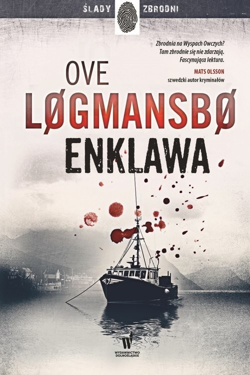 okładka Enklawaksiążka |  | Logmansbo Ove