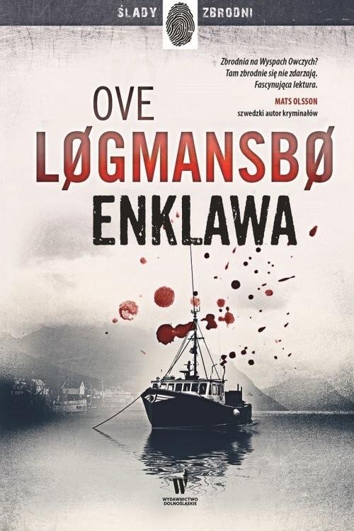 okładka Enklawa, Książka | Logmansbo Ove
