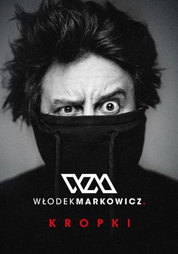 okładka Kropki, Książka | Markowicz Włodek