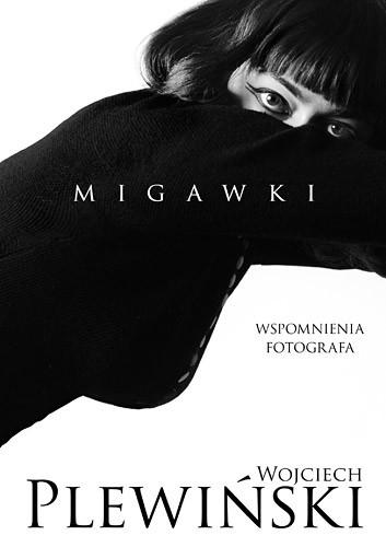 okładka Migawki, Książka | Plewiński Wojciech
