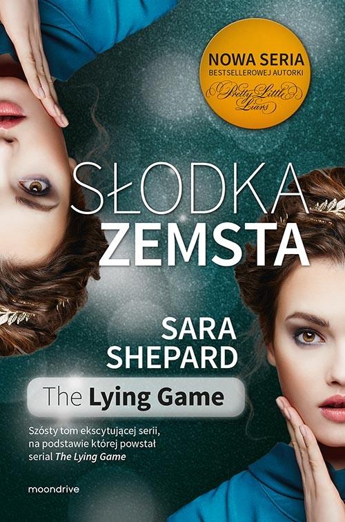 okładka Słodka zemsta, Książka | Sara Shepard
