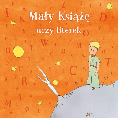 okładka Mały Książę uczy literek, Książka | zbiorowe Opracowanie